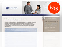 Mungun Gruppe Business mit neuer Website