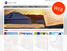 Mungun Gruppe Travel mit neuer Website