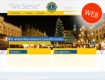 Website Lionsclub Zwickau